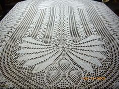 Ravelry: Princess Tablecloth pattern by Elizabeth Hiddleson