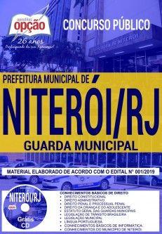 Apostila Preparatoria Concurso Prefeitura Do Municipio De Niteroi