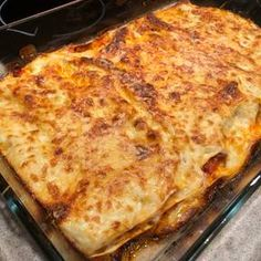 Klassische italienische Lasagne   Rezept mit Video   Kitchen Stories