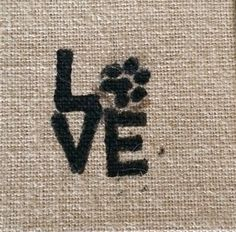 Very very easy and super fast. Using a small coaster size twine canvas take stamps of whichever font you choose and stamp them on. Then you will need a stamp or stencil to trace/paint for the paw print. Once the ink/paint dries you have a dog themed saying to hang on the wall or put into a frame with pictures of your 4 legged baby!