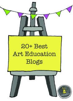 30 Inspiring and Useful Art Education Blogs