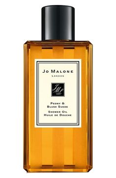 Jo Malone™ 'Peony Blush Suede' Shower Oil available at #Nordstrom