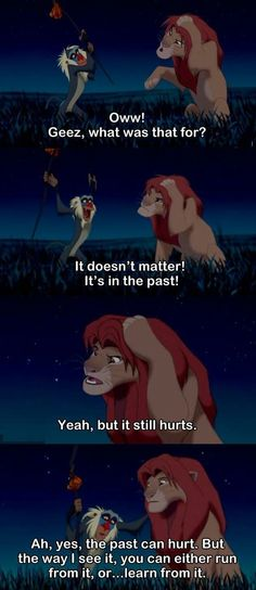 New quotes deep disney the lion king ideas Film Quotes, New Quotes, Funny Quotes, Funny Memes, True Quotes, People Quotes, Hilarious, Funny Cartoons, Wisdom Quotes