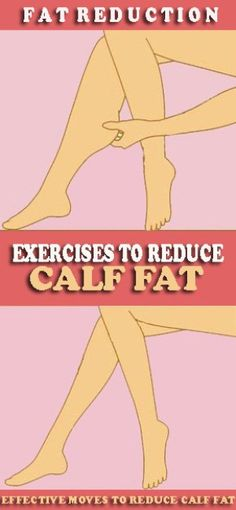 8 Effective Exercises to Reduce Calf Fat Fast
