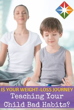 When mom and dad diet--how do you talk to your kids about weight loss? Learn how to lose weight for yourself without confusing your child or causing them to learn any unhealthy habits.