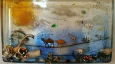RESIN PIECE by JumeauxEclectiques on Etsy