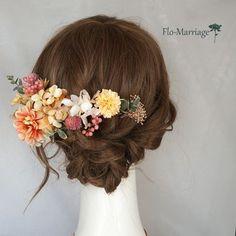 Wedding Updo, Wedding Hairstyles, Up Styles, Hair Styles, Bridal Hair Flowers, Head Accessories, Hair Images, Hair Trends, Updos