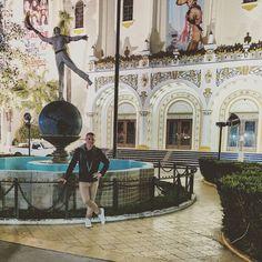 Buenas tardes desde El Foro Antiguo Palacio Jai Alai  #BajaCalifornia #Baja #BC #DiscoverBaja #DescubreBC #EnjoyBaja #DisfrutaBC #Tijuana #TijuanaMx #Summer #Verano #México  Descubre tu siguiente aventura visitando: www.venatijuana.com