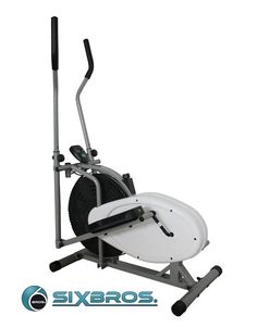SixBros Crosstrainer Online Shopping, Trainer, Fitness, Stationary, Gym Equipment, Bike, Sports, Keep Fit, Bicycle