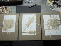 3 of #1-4 ... a series in progress ©Nikki Soppelsa