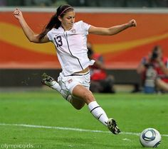 Rach's Player...  Alex Morgan
