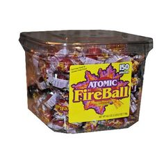 Atomic Fire Balls 150ct