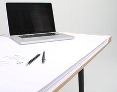 archispire:    Sketch Book Desk by Miguel Mestre
