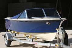 Rossiter 17 Closed Deck | Rossiter Boats It's not just any boat, it's a Rossiter!
