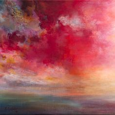 Passions, Sunset 5076(Painted in 2013)