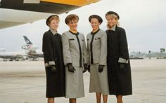 Monarch Airlines in the 1990s #1990SFashionTrends