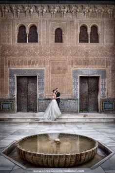 Fotografía de Boda en la Alhambra de Granada @joseluisguardia