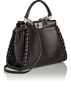 Fendi Peekaboo Mini-Satchel - Messengers - Barneys.com
