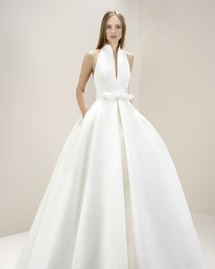 METROPOLIS Collection by JESUS PEIRO. Now at Southern Protocol Bridal. Visit www.southernprotocol.com to make your appointment!