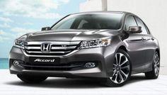 2017 Honda Accord Redesign