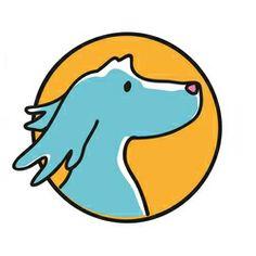 Logo du Chien + ZEN. #Logo #Chien #Lechienpluszen