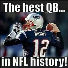Even though he came in 2nd to Matt Ryan for MVP, TOM does not care, he only wants to WIN..Winning is what he does...TB12 is THE GOAT and my MVP