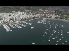O Mundo Visto do Céu - Espanha, Formentera até Cidade de Ibiza Town - Discovery HD Theater. / The World Lovely Bones - Spain, Formentera to Ibiza Town City - Discovery HD Theater.