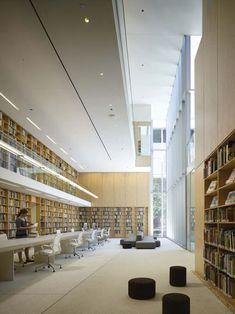 Poetry Foundation, Chicago: John Ronan Architects