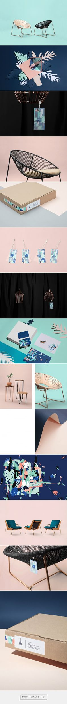 LeónLeón Furniture and Home Interior Branding by Futura | Fivestar Branding Agency – Design and Branding Agency & Curated Inspiration Gallery