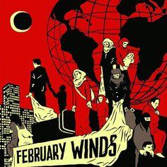 February Winds