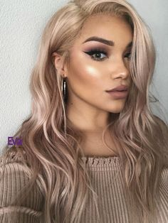 Up hair dos 20190126 cheveux beiges, platinum blonde hair, pink blonde Grey Hair Wig, Ash Blonde Hair, Ombré Hair, Dark Hair, Hair Updo, Platinum Blonde, Brown Hair, Hair Weft, Pink Ash Hair