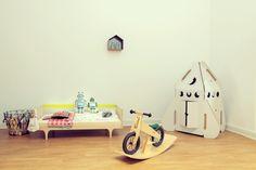@Kalon Wieland Studios CARAVAN DIVAN at MiniMe (Hamburg's newest kids' design concept store) #kalon