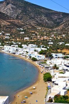 Platys Gialos, Sifnos, Greece