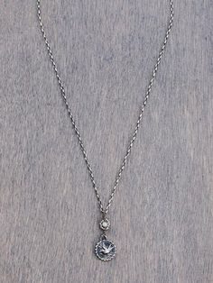 Anacapa Moonstone Necklace.