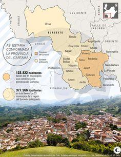 Provincia de Cartama queda en manos de la Asamblea