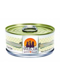 Weruva Canned Cat Food - Paw Lickin' Chicken