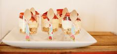 Strawberry Shortcake Guest Dessert Feature « SWEET DESIGNS – AMY ATLAS EVENTS