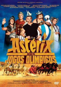 Astérix nos Jogos Olímpicos; comédia; 2008; legendado; 112 min