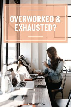 Here's How to Stay Healthy When You're Overworked