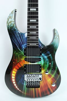Michael Angelo Batio Signature MAB1 MAB 1 MAB 1 Speed of Light Electric Guitar.