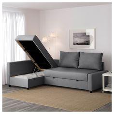 Friheten Sleeper Sectional 3 Seat W Storage Skiftebo Dark Gray Ikea Frihetencouch
