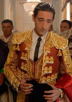 Adrien Brody Matador Swag. Its the swag that'll get you every time.