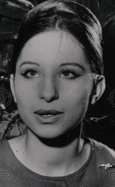 A 19 year old Streisand.