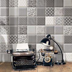Buy tiles, bathroom and kitchen fittings online. Kitchen Wall Tiles, Room Tiles, Kitchen Decor, Ceramic Mosaic Tile, Glazed Ceramic, Preston, Mainzu Ceramica, Patchwork Tiles, Buy Tile