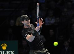 Murray's final contest of the year saw him win a 24th consecutive match for his fifth titl...