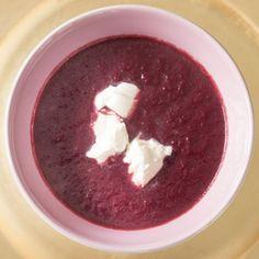 Leckere Rote Bete Suppe für kalte Tage :) Schnell, Einfach und Köstlich!