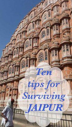 10 Tips for Surviving Jaipur
