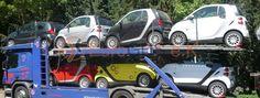 Fahrzeugüberführungen per offenen Autotransporter nach Moskau, Russland und andere Städte - EuroGUS e.K. Internationale Spedition