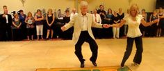 These Two Senior Citizens Look Like My Grandparents�But They Dance Better Than Most Teenagers. they are great. An inspiration