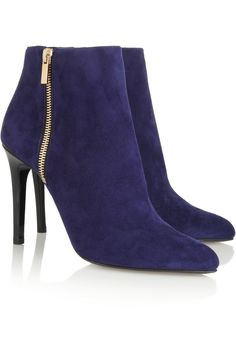 LanvinSuede ankle boots